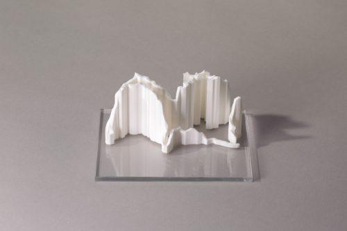 parcours 3D marathon des causse blanc transparent - les templiers