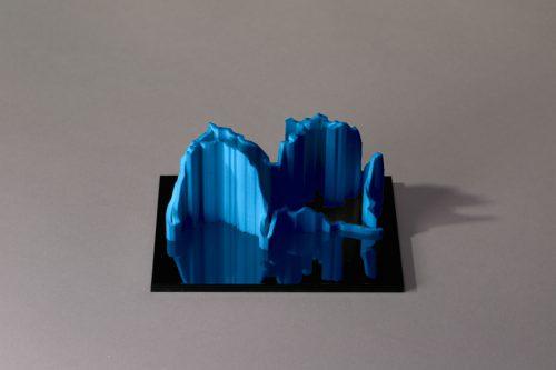 parcours 3D marathon des causse bleu noir - les templiers