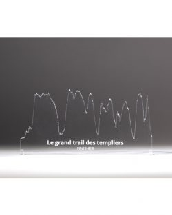 profil le grand trail des templiers transparent