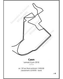 poster 10Km de Caen