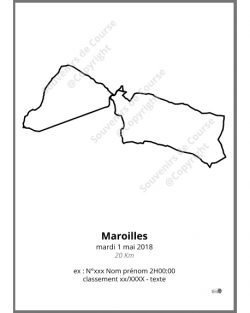 poster 20Km de Maroilles