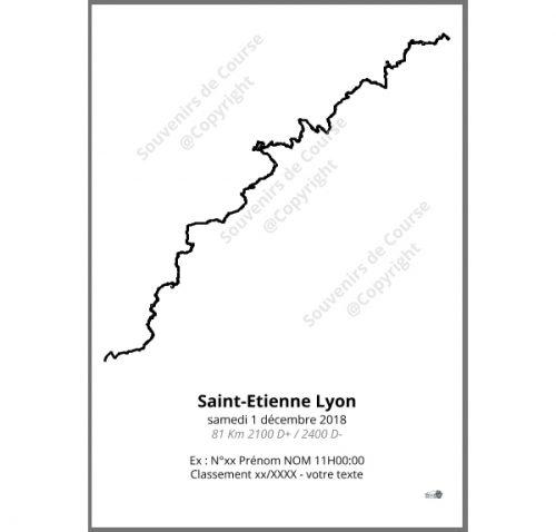 poster saintelyon