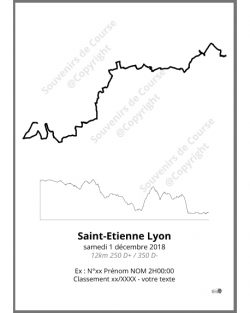 poster saintetic - trail