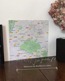 profil maxicross de bouffemont 25km